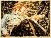 """""""Gefangennahme"""", Öl auf Leinwand, 55x75cm, 2015"""